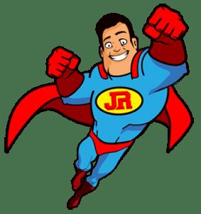 Junk Rescue Super Hero