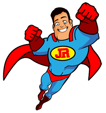 Junk Rescue Super Hero